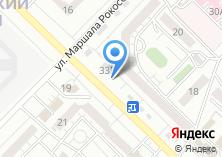 Компания «Фрэш Букет» на карте