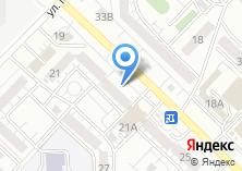Компания «Сеть магазинов и киосков мясной продукции» на карте