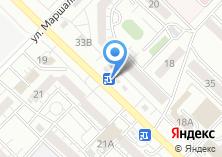 Компания «Магазин хлеба» на карте