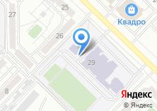 Компания «СТРОИТЕЛЬНО МОНТАЖНАЯ ОБСЛУЖИВАЮЩАЯ КОМПАНИЯ» на карте
