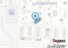Компания «Мускат» на карте