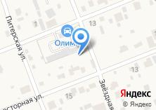 Компания «Кенон» на карте