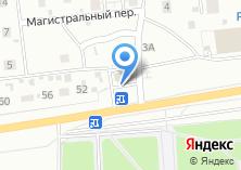 Компания «Виталька» на карте