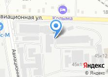 Компания «Читаглавснаб» на карте