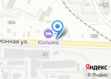 Компания «Мебельер» на карте