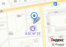 Компания «АЗС Мотор Сервис Центр» на карте