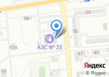 Компания «Компания Мотор Сервис Центр» на карте