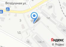 Компания «УралСибМет» на карте