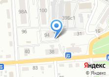 Компания «Желдорипотека» на карте