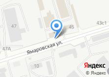 Компания «ЗабТрансУслуги» на карте
