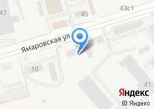 Компания «Автомост-Чита» на карте