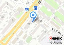 Компания «Угловой» на карте