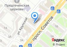 Компания «Обувной магазин» на карте