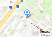 Компания «Кондитерская Марины Пряженниковой» на карте