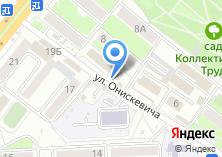 Компания «Крепеж Эконом» на карте