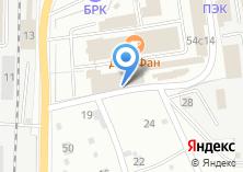 Компания «Хозцентр» на карте