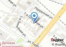 Компания «Читинский линейный отдел МВД на транспорте» на карте