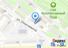 Компания «Читинская дирекция связи» на карте