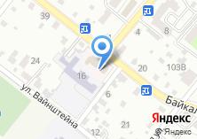Компания «Краевая стоматологическая поликлиника №3» на карте
