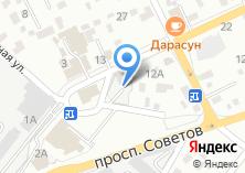 Компания «Фатум» на карте