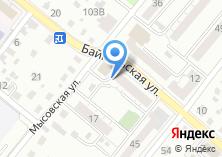 Компания «Стекло-Сервис» на карте