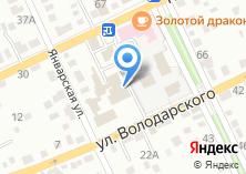 Компания «Porsheнь» на карте