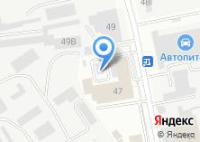 Компания «Строительные системы» на карте