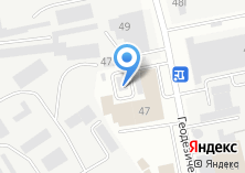 Компания «СПСР-ЭКСПРЕСС транспортная компания» на карте