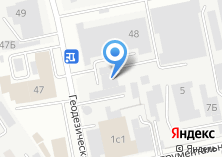 Компания «Производственная база» на карте