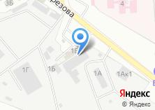 Компания «Автоскорая» на карте
