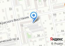 Компания «Грация» на карте