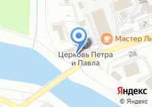 Компания «Приход Святой Троицы Сибирской Евангелическо-Лютеранской Церкви» на карте