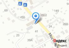 Компания «Колёсный двор» на карте