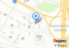 Компания «Кольцевая 32» на карте