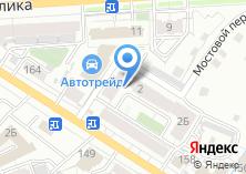 Компания «Виола» на карте