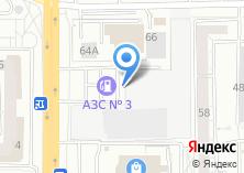 Компания «Строящееся административное здание по ул. Красной Звезды» на карте