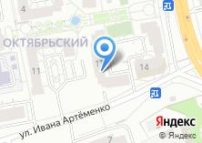 Компания «Спрут» на карте