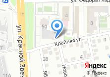 Компания «Строящийся жилой дом по ул. Красной Звезды» на карте