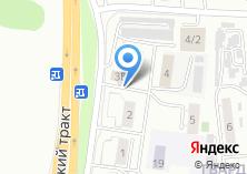 Компания «Толедо» на карте