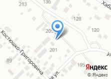 Компания «Пожсервис» на карте