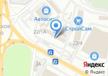 Компания «ТеплоСибирь» на карте