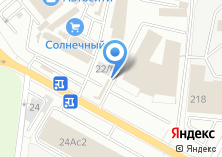 Компания «Магазин крепежных изделий» на карте