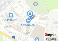 Компания «Клондайк» на карте