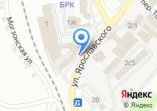Компания «Мириад» на карте