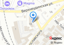Компания «Мастерская обивщика» на карте