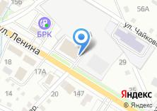 Компания «Салон экомебели» на карте