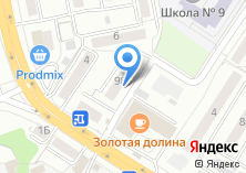 Компания «Закар» на карте