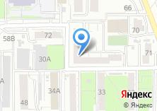 Компания «Строящийся жилой дом по ул. Северный микрорайон» на карте