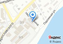 Компания «ПиццаГуру» на карте