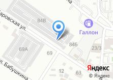 Компания «Гаражный кооператив №57» на карте
